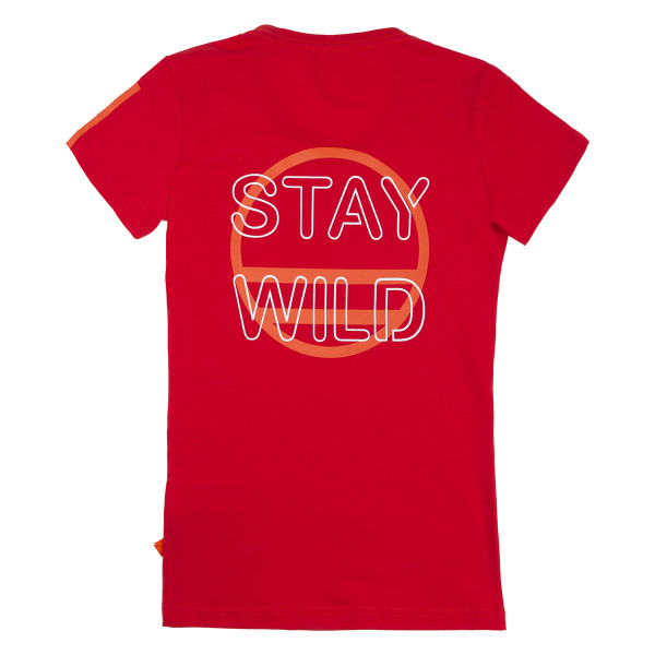 STAYWILD W T-SHIRT