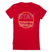 Preview: STAY WILD W TEE